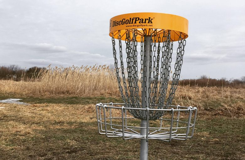 Meadows DiscGolfPark Target