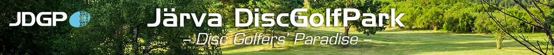 Järva DiscGolfPark - Disc Golfers' Paradise