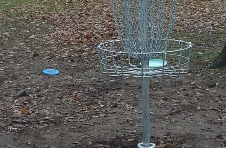 Hole 2 Vught target