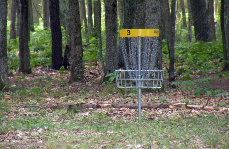 Hole 3 Vught target