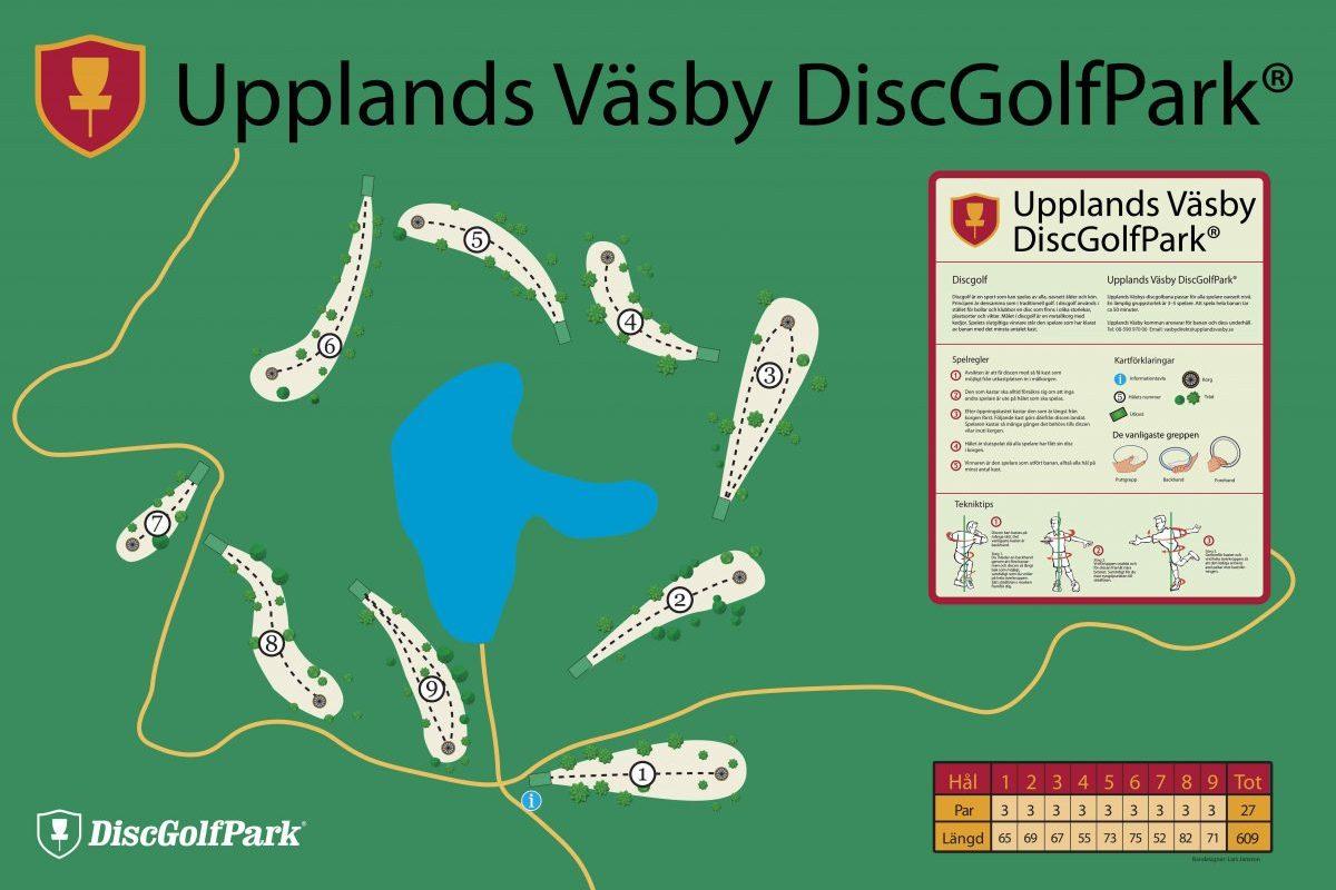 Upplands Väsby DiscGolfPark