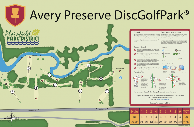 Avery Preserve DiscGolfPark