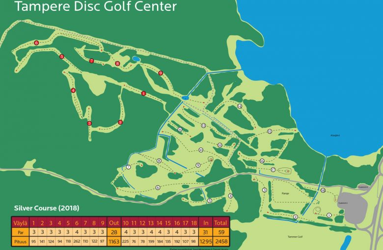 tampere_disc_golf_center_silver_course_map