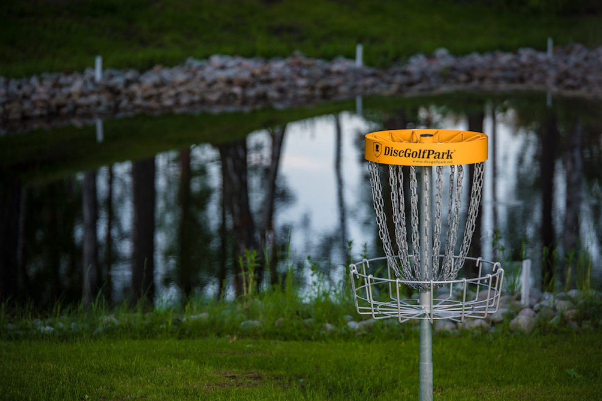 A Second Chance for a Disc Golf Course is Priceless