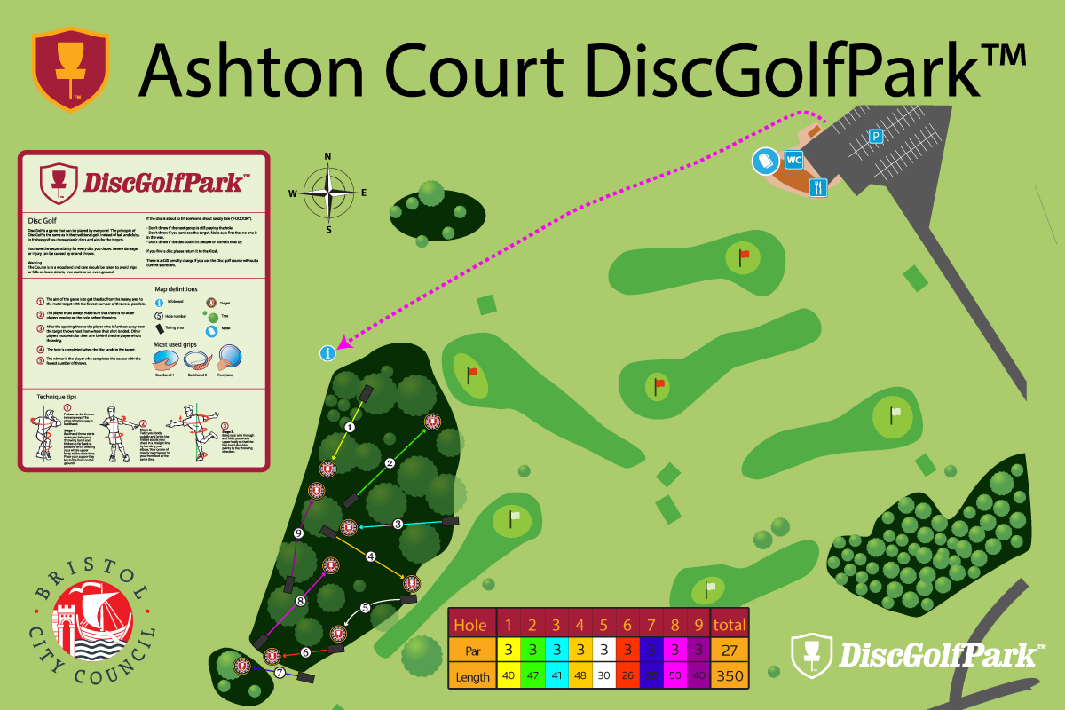 Ashton Court DGP