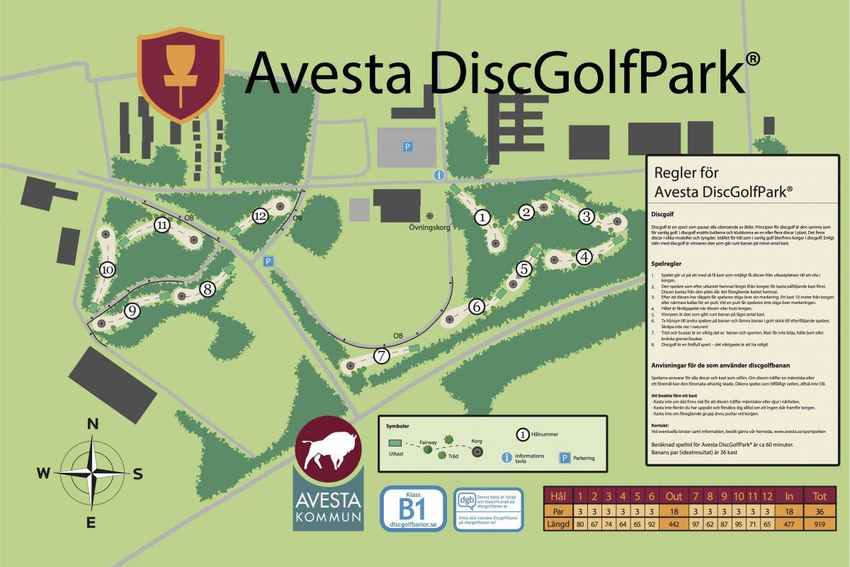 Avesta DiscGolfPark