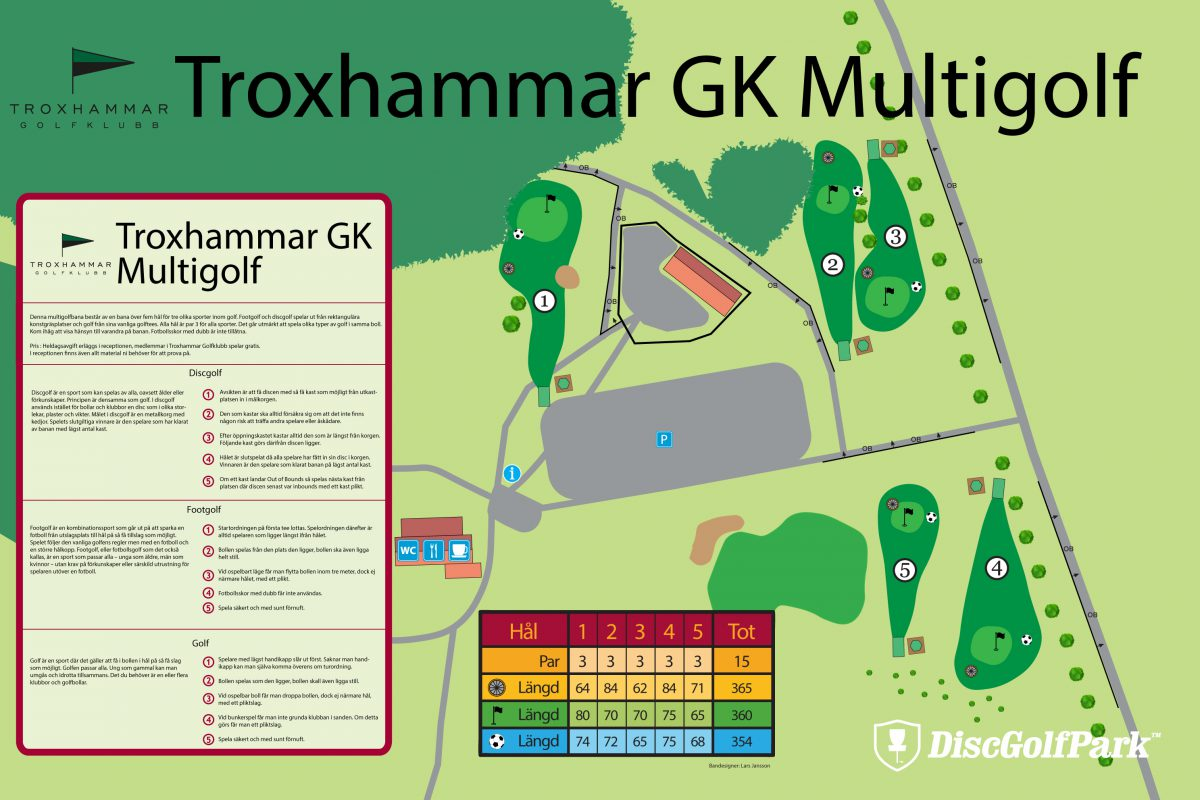 Troxhammar GK Multigolf