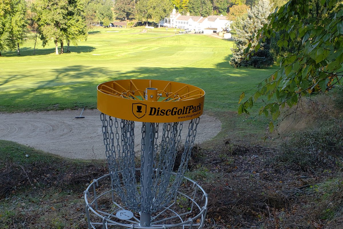 Steel Club DiscGolfPark