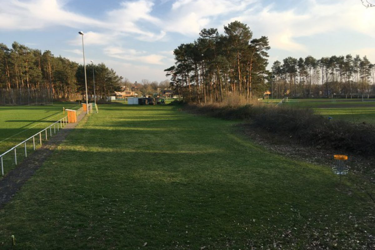 Boostedt DiscGolf Park
