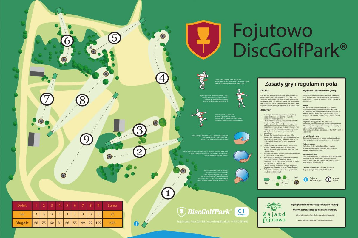 Fojutowo DiscGolfPark
