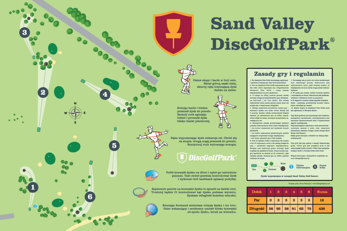 Sand Valley DiscGolfPark