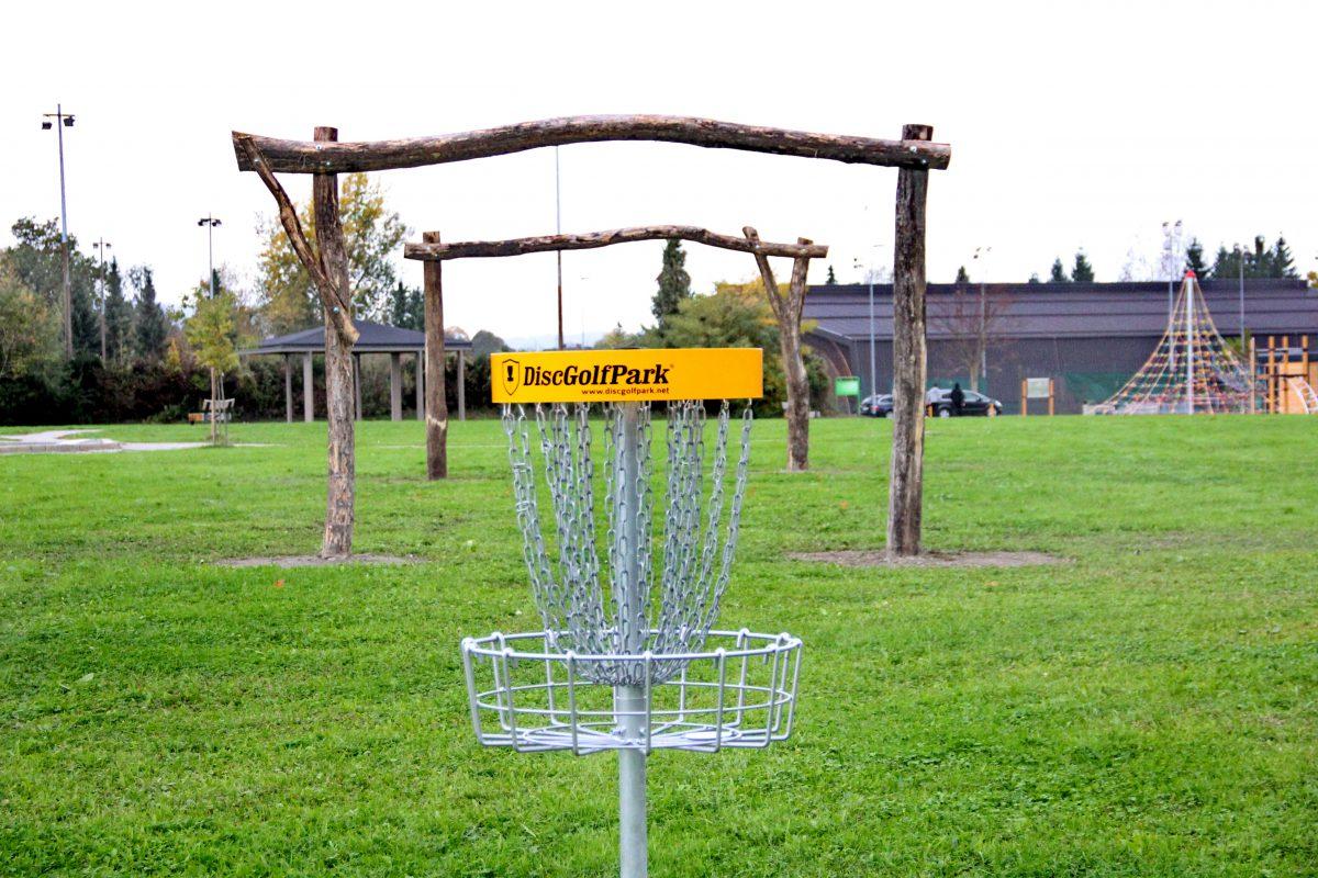 Krpanov disk golf – DiscGolfPark