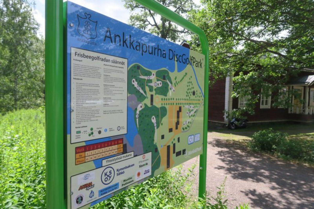 Ankkapurha DiscGolfPark®