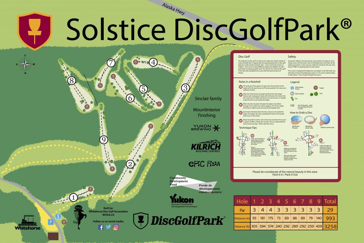 Solstice DiscGolfPark