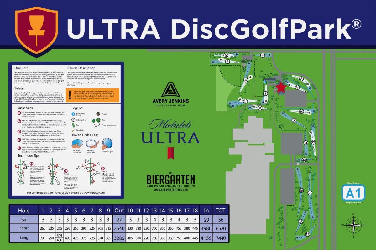 ULTRA DiscGolfPark