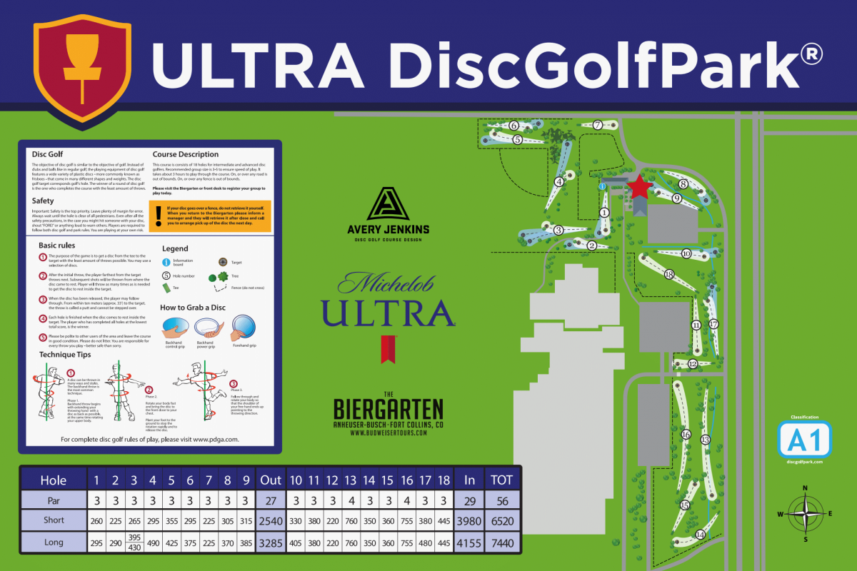 ULTRA DiscGolfPark