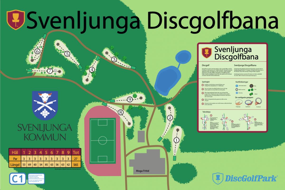 Svenljunga DiscGolfPark