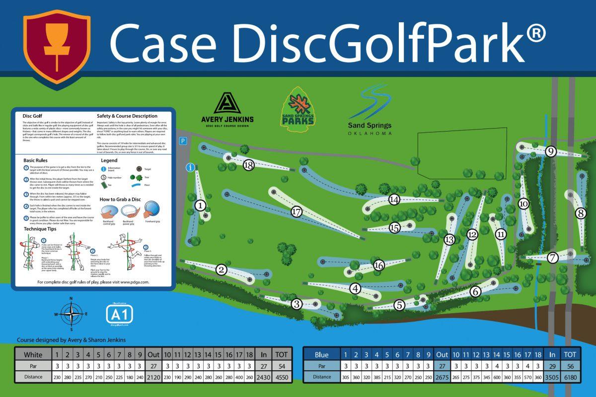 Case DiscGolfPark