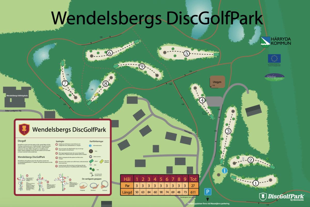 Wendelsbergs DiscGolfPark
