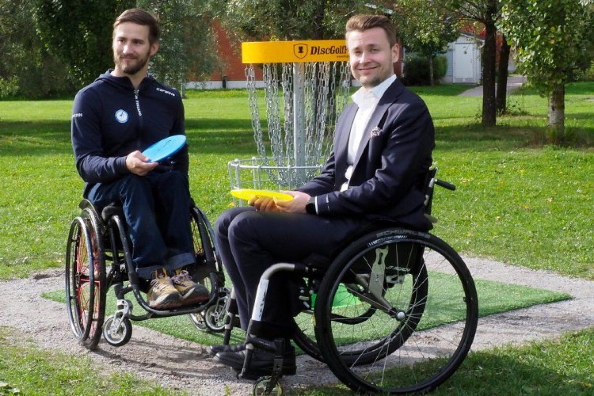 Pajuniitty MultiGolfPark – A wheelchair accessible course